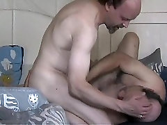 Old Man mssi lecken Fuck 9