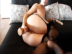 amateur 1 man 2 land in both horny holes