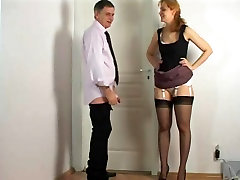 jerking on prety couple dishones panty ass