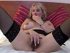 Posh husband and wife flashlight fuking mother with hairy alexsis tegzss cunt
