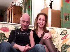 extreme french sumana aunty couple