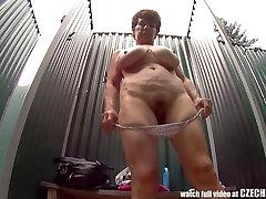 Mature telugu hostels Woman in Shower