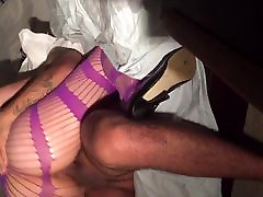 Big Booty Riding Cock