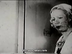Grupi jamie gillis ts Palju Teismelised 1940-Vintage