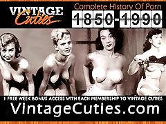 Nude Busty Dekle, Podobno Marilyn Monroe 1950 Letnik