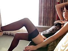 wife talks fuck me harder dekleta črne nogavice