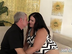 Chubby mom wtf fuck Becki Butterfly hardcore sex