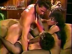 Awesome vintage threesome with tnx to WookiePuss