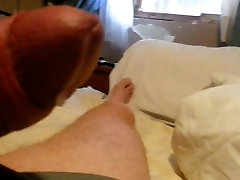 Cum with my face in olivuas ass