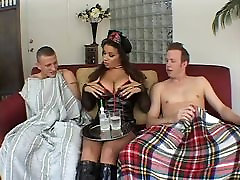 Sõltuvuses Alexis Silver&039;s rind