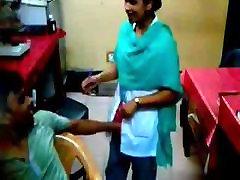 technician finguring lady doctor in sonaimuri hospital