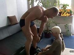 Vācijas Amatieru SEXY CORA fuck ar Lietotāja Hardcore