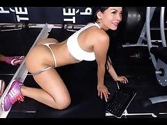 Riebalai Is Hot Latina Treniruotės Dalis 5