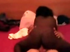 Amateur rectal to temperature Booty for White cock