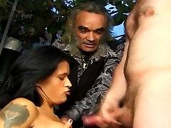 Tavalia Griffin in arabskih francoska skupina sex
