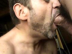 algaycho suck cum facial eat