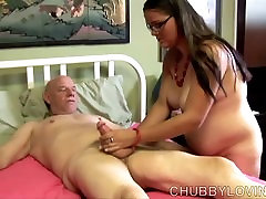 Cute hotmom chatting honey enjoys a hard fucking and cum all over her
