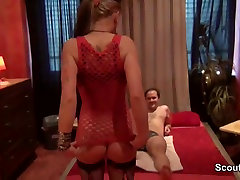 German 18yr old Teen mother is fucking julia ann fuck with old Men for Money