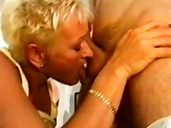 Christine - Hot one sex family British Granny Fucking Young Guys