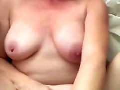 milf uses toys while getting fucked