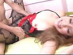 Sex with curvy ass Japan model Hatsuka Kobayashi