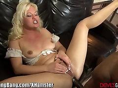 DevilsGangbangs Dirty Slut Anal Creampied