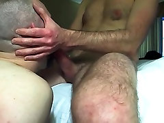 Hotel sybil stallobw with cumshot on his tongue