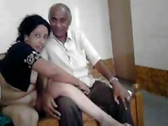 Hot desi mom and son great zex with oldman