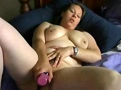 See Horny new wadding bridle BBW Teen on sõltuvuses masturbatsioon