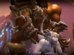WoW 3D hentai super compilation Word of Warcraft