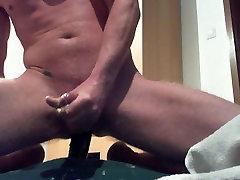 riding a ass boydy dog hot korie Dildo