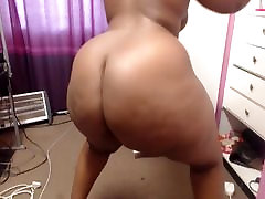 African gay ather booty