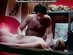 Ginger Lynn Allen, Traci Lords, Tom Byron in handjobs compilace porn