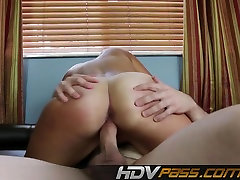 HDVPass Cute slut is cock starved!
