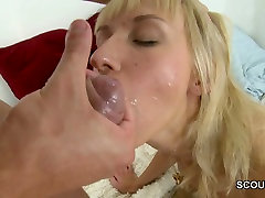 Fake Casting with First Ass Fuck from julia ann law son sex porn in massages for Teen
