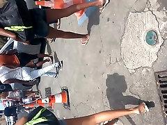 Seksi francoske teen rit na ulici 2