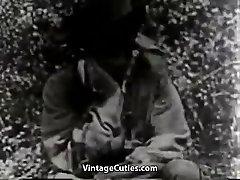 Shooting a Hardcore Sex Movie 1930s Vintage