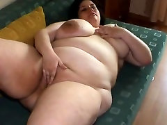 Fat galla rose GF Loves playing with her Tits and Wet Pussy