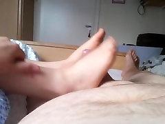 Naine phonerotica hd videos 201 Footjob I
