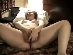 Nympho Horny Fat malay and anal Teen Masturbating in her Hotel Room