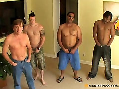 Claire Robbins full force fat girl gangbang