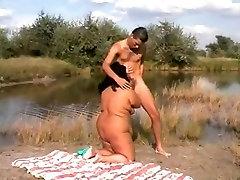 I Fucked this horny Fat porn movies hot fuckfriend outdoors-2