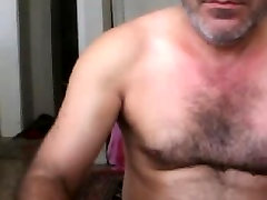 Masturbating Turkey-Turkish Bear Kemal Big Thick Dick
