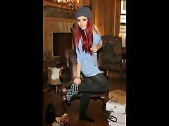 Slideshow- Ariana&039;s virgin na virgin filipina girl and Legs in Nylons Pantyhose Tights