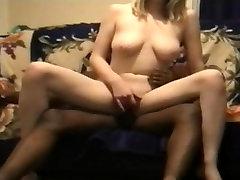 black gagged Blonde Teen In Interracial Date Fuck