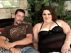 BBW Sexy Angie Luv wraps her sweden films pussy around a dick