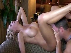 Lucky Man With Mature Pornstar