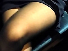 more gril and hourse xxx leg touching