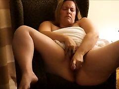 BBW Sieva Pēcpusdienā masaz parler pussy Spēlēt