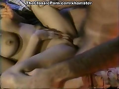 Julianne James, Tracey Adams, Aja in vintage porn scene